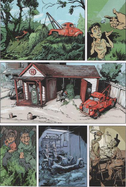 billy turf stripboeken